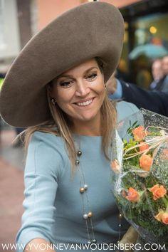Koningin Máxima opent vernieuwd Museum en nieuw bezoekerscentrum | ModekoninginMaxima.nl