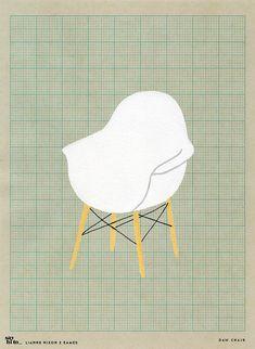 say hi to_ Lianne Nixon x Eames