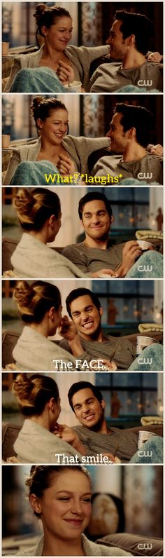 Same, Mon-El. Same (except I apply it to two aliens in this situation ;D). Seriously, Kara and Mon-El are TOO CUTE. Being this cute should not be legal. <3 |TV Shows|CW|#Supergirl edit|Season 2|2x16|Star-Crossed|Kara x Mon-El|#Karamel funny edit|Kara Danvers|Melissa Benoist|Chris Wood|#DCTV|Cute couples|