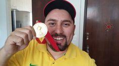 Esse é para poucos, medalha da Libertadores de 2013.