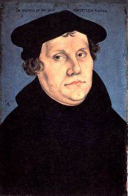 Martin Luther - Reformationstag