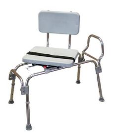 Apex Carex Deluxe Transfer Bench, Model No : B158-02, 1 Ea by ...