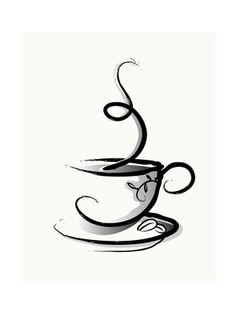 Coffee Art Print at AllPosters.com