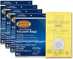 Replacement Vacuum Bag for Panasonic Type C-5 Vacuum Bag