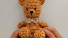 Ayı Teddy Yapımı Amigurumi – #1 (Crochet Amigurumi Teddy Bear)