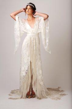 Vintage wedding dress styles