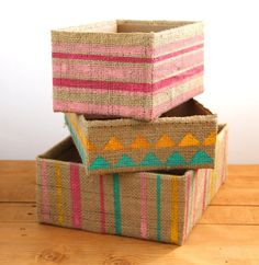 Hello fabulous Hometalkers! Today we are making beautiful instant storage boxes for almost... FREE! These boxes are perfect for organizing a pantry, cleaning su…