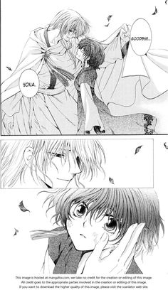Akatsuki no Yona 39: The Dark Clouds of Dawn at MangaFox.me  As much as I hate this guy, he has a really sad expression on his face. Like he is sorry it had to happen this way. His choices led him to this.