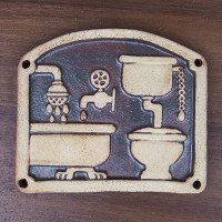 Project Ideas, Projects, 2d Art, Pottery Ideas, Clay, Decorations, Number, Crafts, House