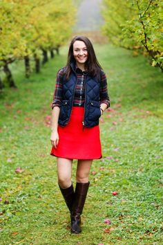 20 Preppy Fall Outfits - Carly the Prepster Preppy Fall Outfits, Fall College Outfits, Preppy Style, Classy Outfits, Cool Outfits, Preppy College Style, Work Fashion, Preppy Fashion, Fashion Ideas