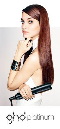 ghd platinum®   Hair Straighteners   ghd®