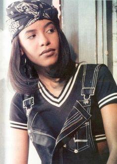 stylinglikeitsthe90s: Aaliyah