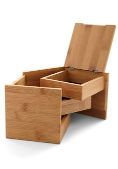 More in Store Jewelry Box Mod Retro Vintage Decor Accessories Woodworking Keepsake Box, Woodworking Workshop Plans, Woodworking Store, Woodworking Joints, Fine Woodworking, Woodworking Projects, Woodworking Machinery, Custom Woodworking, Youtube Woodworking