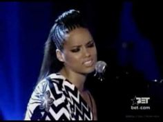 Alicia Keys - I Never Loved A Man (The Way I Love You)