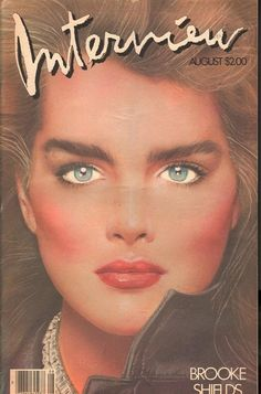 Brooke Shields | Interview (by Andy Warhol) August 1983