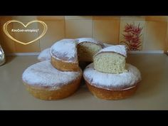 Food Network Recipes, Food Processor Recipes, Cypriot Food, The Kitchen Food Network, Greek Sweets, Bread And Pastries, How To Make Bread, Greek Recipes, Sweet Bread