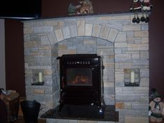 Henley stove Decor, Stove, Stanley Stove, Home Decor, Fireplace