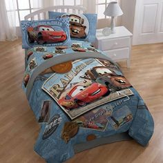 Disney/Pixar Cars Tune Up MF Comforter, Twin/Full * Find out more about the great product at the affiliate link Amazon.com on image.