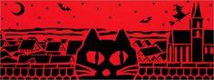 目かづら黒猫