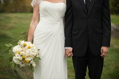Photography: DIY Backyard Country Wedding with Rustic CharmDIY Backyard Country Wedding with Rustic Charm - jmacdonaldphotography.blogspot.ca  Read More: http://www.stylemepretty.com/canada-weddings/2014/04/18/diy-backyard-country-wedding-with-rustic-charm/