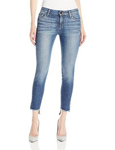 Joes Jeans Womens Japanese Denim Blondie Midrise Skinny Ankle Jean Corynna 24 * You can find out more details at the link of the image.