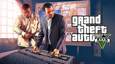 Today is a good day! More Grand Theft Auto V artwork has been released, check it on RockstarBase.com