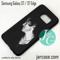 Harry Styles One Direction Phone Case for Samsung Galaxy S7 & S7 Edge