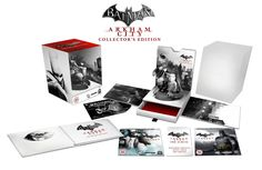 Batman: Arkham City Collectors Edition for Playstation Video Games Batman Arkham City, Latest Pc Games, Best Games, Ps3, Playstation, Digital Trends, Xbox 360, Ps4