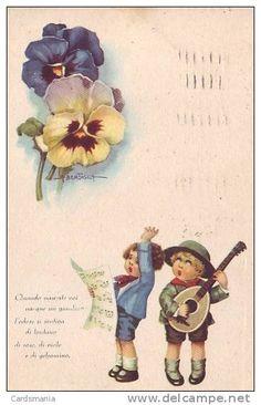 Bertiglia-Quando nasceste voi ...-1944