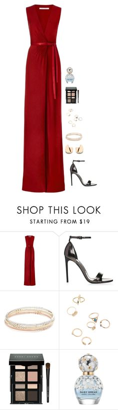 """Untitled #917"" by h1234l on Polyvore featuring Diane Von Furstenberg, Kate Spade, Bobbi Brown Cosmetics and Marc Jacobs"