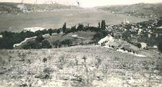 Nakkaştepe'den Beylerbeyi....1950'ler