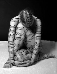 Let the music fill you...