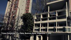 LA MÁQUINA DE HABITAR película completa en HD . casa Curutchet Le Corbusier