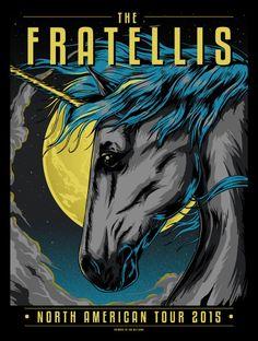 Fratellis - Ian Williams - 2015 ----