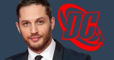 Tom Hardy and DC Team for Secret Comic Book Project -- Tom Hardy teases that he has a project in the works for DC and Warner Bros., which could be both a TV series and a movie. -- http://movieweb.com/tom-hardy-dc-comics-movie-tv-adaptation/