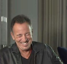 Bruce Springsteen Blank