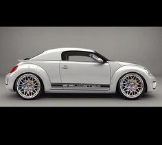 VW Beetle, rendering?