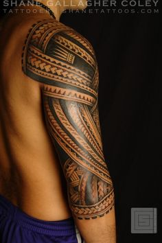 polynesian tattoo - Google Search