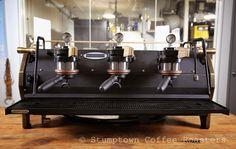 Stumptown Custom Strada by Pantechnicon Design