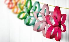 Tutorial : How To Make Daisy Bunting
