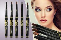 2 Eyebrow Pencils - 5 Colours!