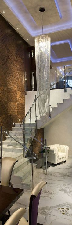 Rosamaria G Frangini | Architecture Luxury Interiors | Jade Ocean Penthouse by Pfuner Design |