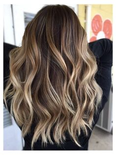 Brown Blonde Hair, Balayage Hair Brunette With Blonde, Brown Hair With Blonde Highlights, Balayage Hair For Brunettes, Highlighted Hair For Brunettes, Brown Highlighted Hair, Brunette Hair Colors, Sunkissed Hair Brunette, Caramel Hair With Blonde Highlights