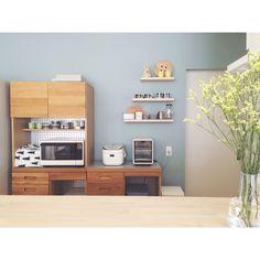 木の温もりが素敵!unicoのキッチンボードが作り出す、北欧テイストのおしゃれなキッチン♡ - Yahoo! BEAUTY