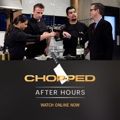 Watch the judges cook with some of the basket ingredients from last night's #Chopped on a new After Hours!
