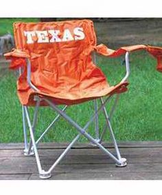 No one wants to stand all day! Take a load off! #Hookem #tailgate #UT