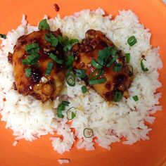 Best Chicken Thigh Recipes - Asian Glazed Chicken Thighs