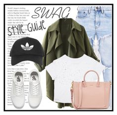 """Swag!"" by ichaaica ❤ liked on Polyvore featuring Vans and Topshop"