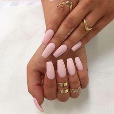 Matte Soft Pink