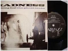 At £4.20  http://www.ebay.co.uk/itm/Madness-The-Ghost-Train-ZarJazz-Records-7-Single-JAZZ-9-/251143629994